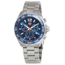 Tag Heuer Formula 1 Chronograph Blue Dial Men's Watch CAZ1014.BA0842