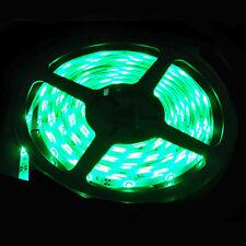 LED Light Strip 300 SMD 3528 16.4Ft Roll 5M 12V 2A 24W Rope Light Adhesive Back