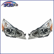 2010-2014 Subaru Legacy Outback Headlights Headlamps Left+Right