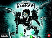 Lego Bionicle 8693 Chirox
