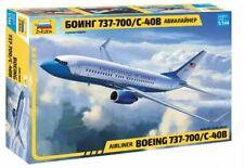 Zvezda 1/144 Boeing 737-700/C-40B Airliner # 7027
