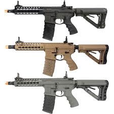 "G&G Combat Machine CM16 SRS M4 AEG Airsoft Rifle w/ 7"" KeyMod Rail & ETU"
