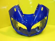 NEW GENUINE YAMAHA FZ1 FAZER FZS1000 FZS 1000 UPPER COWL FAIRING 01-05 BLUE NEW!