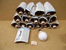 Lot of 15 Philips H38MP-100DX Mercury Vapor Light Bub BRAND NEW Shop Gym NOS