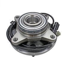 Front New Premium Wheel Hub Bearing Assembly for 09-10 Ford F-150 RWD with ABS