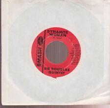 """sir douglas quintet dynamite woman 7"""""""