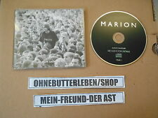 CD Pop Marion - Album Sampler (6 song) Promo PRIVAT PRESSING