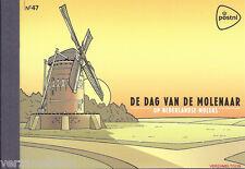PRESTIGEBOEKJE Nr. 47 - PR47: NEDERLANDSE MOLENS  2013
