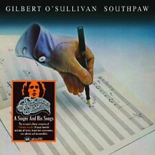 Gilbert O`Sullivan - Southpaw (Remastered+ Bonustrack) CD Neu