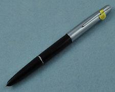 Hero 100 Black Fountain Pen 14K Gold Fine Nib Plastic Barrel With Gift Box