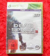 Dead Space 3 Limited Edition 100% uncut, USK 18, XBox 360 Spiel Neu, deutsche V.