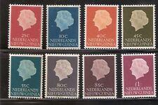 Ned Nieuw Guinea 30-37 kon.Juliana luxe postfris/MNH