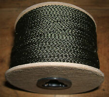 "3/32"" x 200' Diamond Braid Olive Drab Polyester / Dacron Cord - Twine - String"