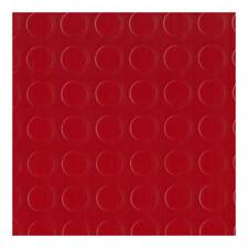 ARROWELD LASTRA BOLLE PVC ROSSO LISCIO 1,4MM TAPPETO MULTIUSO 1MT PAVIMENTO