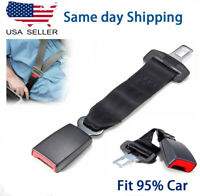 "14"" Universal Car Seat Seatbelt Safety Belt Extender Extension 7/8"" Buckle"