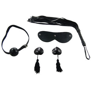 Bondage Kit for Beginners Couple Want Masked ToyAmour T6016 Complete Desire