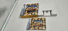 [BOITE + NOTICE] Nintendo Game Boy Advance GBA Super Street Fighter II 2