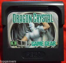 Dragon Crystal - SEGA Game Gear GG