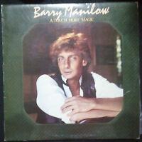 BARRY MANILOW - A TOUCH MORE MAGIC VINYL LP AUSTRALIA