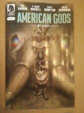 AMERICAN GODS : MY AINSEL #9  Neil Gaiman 2018