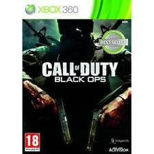 Call of Duty Black Ops for XBox 360 and Xbox one (backwards compatible)
