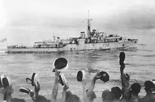 HMS AMETHYST AND THE YANGTZE INCIDENT - 18 PHOTOGRAPHS - ROYAL NAVY  HMS CONCORD