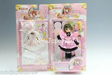 Card Captor Sakura CCS Action Figure Doll with extra Dress 1999 Bandai Japan