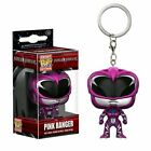 Power Rangers Movie Pink Ranger Pocket Pop! Keychain Stylized Collectable