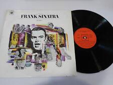 "FRANK SINATRA THE ESSENTIAL VOL 1 - LP VINILO VINYL 12"" VG/VG 1970 CBS SPAIN EDT"