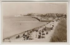 Kent postcard - Minus Bay & Promenade, Birchington - RP (A982)