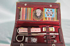 Sewing Kit Advertising Montpelier VT Granite Works Inc Complete New