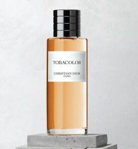 Dior Tobacolor Eau de Parfum 3ml 10ml Sample