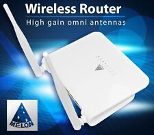 Cable Router Melón R658 Wifi 802.11N 2,4 GHz Repetidor externo USB Wi-Fi