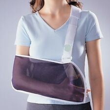Breathable Mesh Shoulder Arm Sling Arm Fractures Surgery Broken Wrist Support