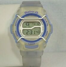 CASIO BABY-G  2177 BG-152 100M CHRONOGRAPH WATCH NEW BATTERY EXCELLENT CONDITION
