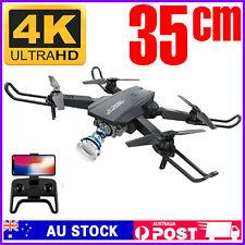 Remote Control RC Drone QuadCopter Stream Live Video to Smart Phone 4K HD Camera