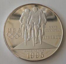 One Dollar Liberty 1995 Atlanta USA Olympia. M303