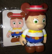 DISNEY VINYLMATION 3'' TOY STORY 1 Jessie Cowgirl With Card