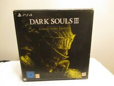 New  Dark Souls III 3: Collector's Edition Playstation 4 PS4