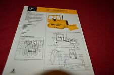 John Deere 450G Crawler Dozer Dealers Brochure DCPA4