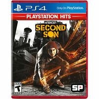 inFamous Second Son PlayStation Hits PS4 Brand New