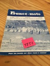 France moto magazine FFM N° 143 février 1968