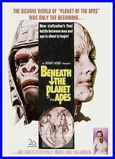 Beneath The Planet Of The Apes   1970's Movie Posters Classic Cinema