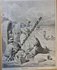 Indirect promotion of 1899 Advertising Advertising Stollwerck Henkell Dry Home Erdinger
