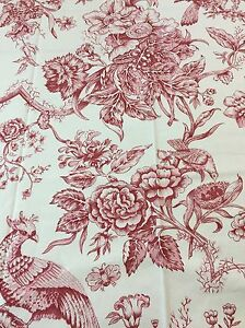 REMNANT Off Cut GP&J Baker Fabric Curtain Blind Cushion Craft 140x96cm RRP£45.50