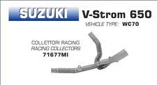 COLLECTEUR ARROW RACING SUZUKI V-STROM 650 2017 - 71677MI