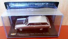 DIE CAST  CHEVROLET OPALA SERIE 2 CARAVAN SS - 1979-   SCALA 1/43