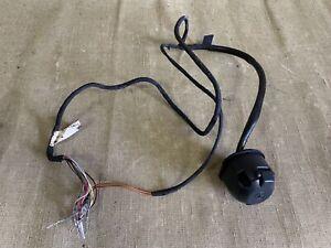 Mercedes-Benz G-Class W463 Trailer socket electric