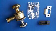 "Schlage ""A"" Series Georgian Design Bath Privacy Set A40S GEO 605 X 625"