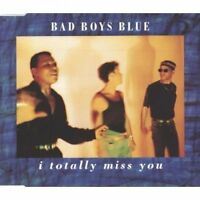 Bad Boys Blue I totally miss you (1992) [Maxi-CD]